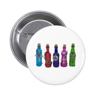 MagicPotions091309 Pin Redondo 5 Cm