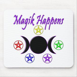 Magik Happens Mouse Pad
