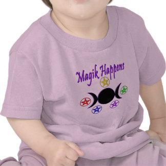 Magik Happens Tshirts