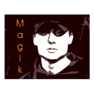 Magik Kaliber 44 Paktofonika Postcard