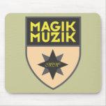 """Magik Muzik """"Creme"""" Mousepad"""