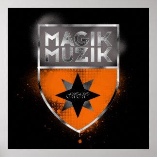 Magik Muzik Poster