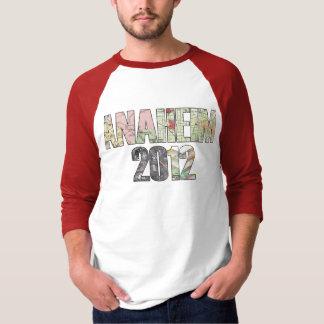 MAGIRT Anaheim 2012 3/4 Sleeve Raglan T Shirt
