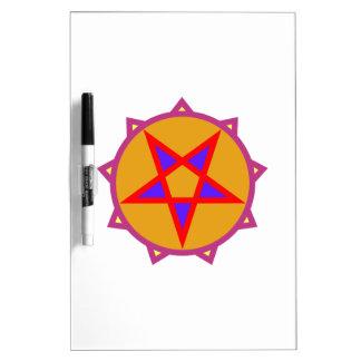magisches Schutzsymbol magical protection sign Memoboard