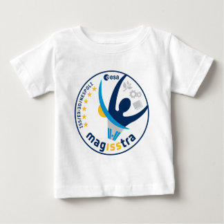 MagISStra Mission to the ISS Baby T-Shirt