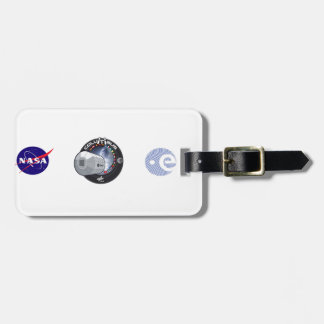 MagISStra Mission to the ISS Bag Tag