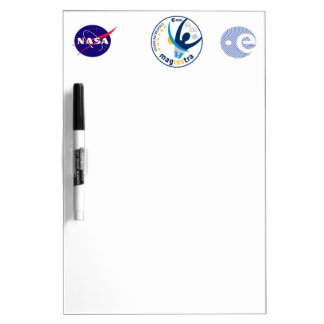 MagISStra Mission to the ISS Dry-Erase Board