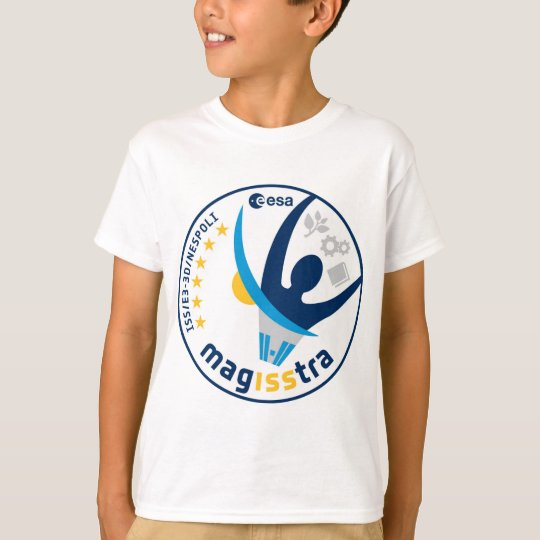 MagISStra Mission to the ISS T-Shirt