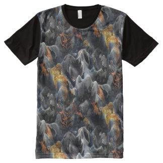Magma All-Over Print Shirt