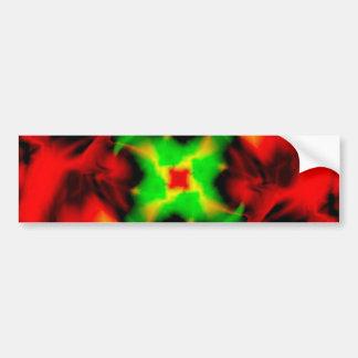 Magma Bumper Sticker