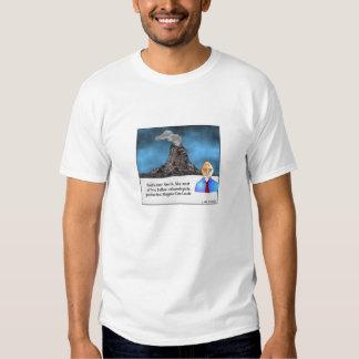 Magma Cum Laude Cartoon T-shirt