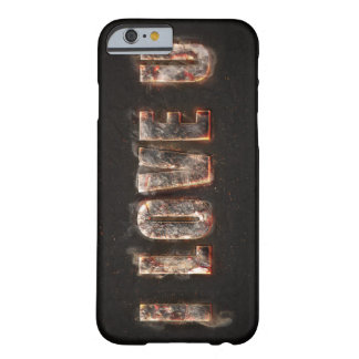 Magma Effect Barely There iPhone 6 Case
