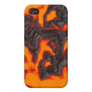 Magma iPhone 4/4S Funda