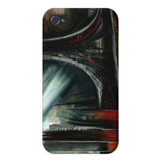 Magma iPhone 4 Cárcasa