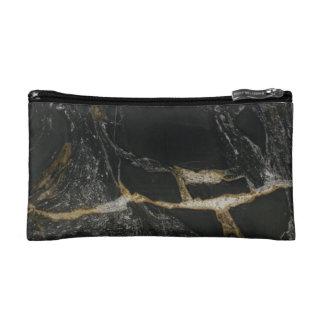 """""""magma gold granite"""" cosmetic BAG"""