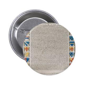 Magna Carta #2 Pinback Button