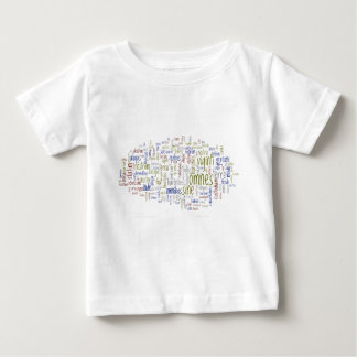 Magna Carta (Latin) Baby T-Shirt