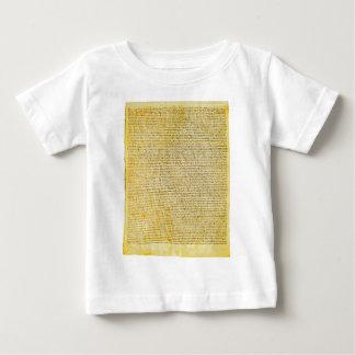 Magna Carta text Baby T-Shirt