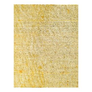 Magna Carta text Letterhead
