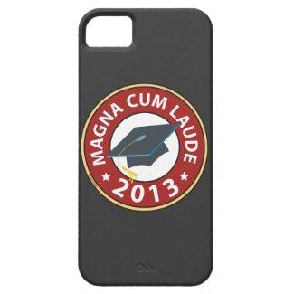 Magna Cum Laude iPhone 5 Case
