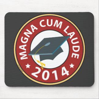 Magna Cum Laude Mouse Pad