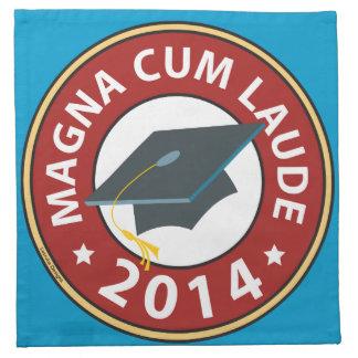 Magna Cum Laude Napkin