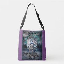 Magna Mater Great Mother cross body tote