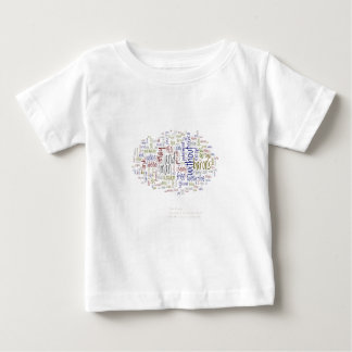 MagnaCartaEnglish Baby T-Shirt