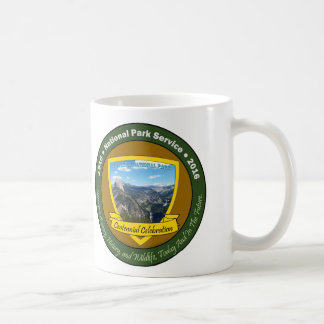 Magnesio centenario de los Cf de Yosemite del Taza De Café