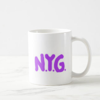 Magnesio de NYG Taza De Café