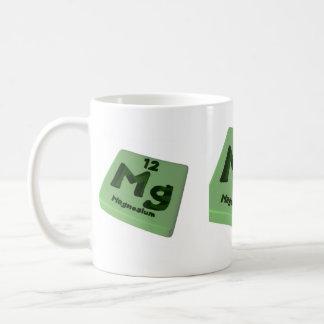 Magnesio del magnesio taza de café