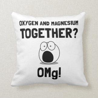 Magnesio del oxígeno de OMG Cojin