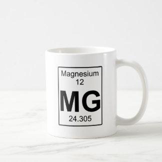 Magnesio - Magnesio Taza De Café