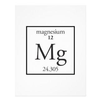 Magnesium Custom Flyer