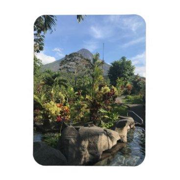 "Magnet 3"" x 4"" - Costa Rica Hot Springs"