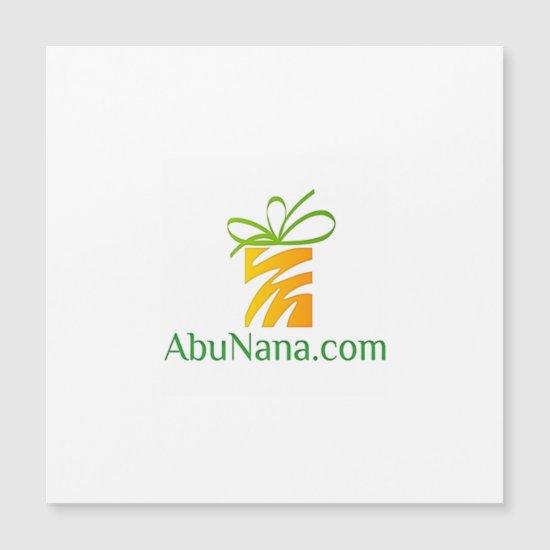 Magnet AbuNana.com Logo Site