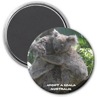 Magnet Adopt A Koala Australia ZIZZAGO Refrigerator Magnets