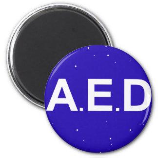 Magnet AED