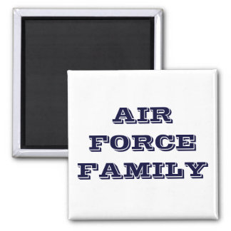 Magnet Air Force Family