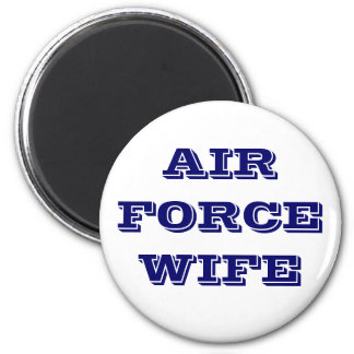 Magnet Air Force Wife Refrigerator Magnets