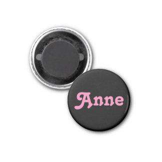 Magnet Anne