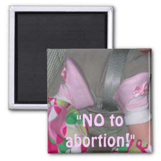 Magnet Anti-Abortion