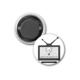 Magnet Arch Search TV Small Redondo