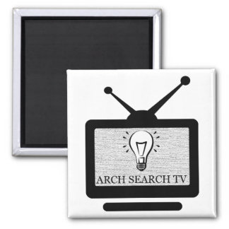 Magnet Arch Squared Search TV