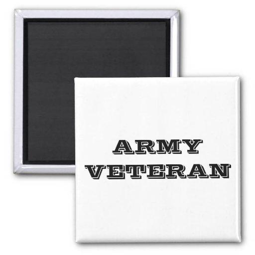 Magnet Army Veteran Fridge Magnets