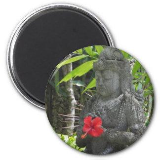 Magnet:  Bali Statue Magnet