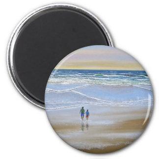 Magnet ~ Beach Walk