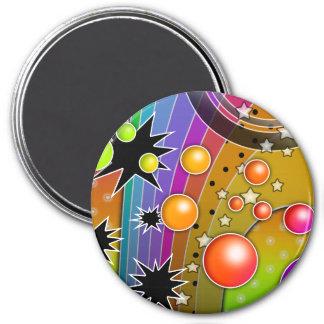 Magnet - BIG BANG BLACK HOLES POP ART
