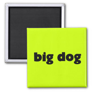 "Magnet ""big dog """