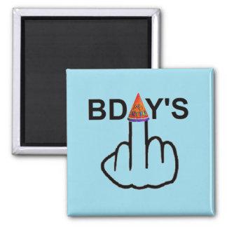 Magnet Birthdays Flip